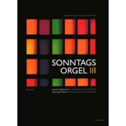 Sonntagsorgel, Volume III Easy organ music for church services and teaching. chorale settings