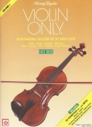 VIOLIN ONLY 1 + CD / snadné melodie pro housle