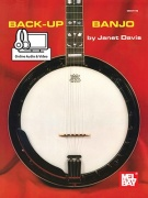 Janet Davis: Back-Up Banjo (Book/Online Audio)
