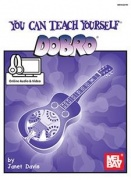 Janet Davis: You Can Teach Yourself Dobro (Book/Online Audio/Video)