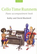 Cello Time Runners (book 2) / klavírní doprovod