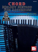 Gary Dahl: Chord Melody Method For Accordion (Book/Online Audio)