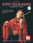 Gypsy Violin Basics + CD / housle