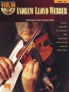 Violin Play-Along Volume 21: Andrew Lloyd Webber