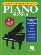 Teach Yourself To Play Piano Songs: A Thousand Years And 9 More Popular Songs (Book/Online Media)