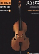 JAZZ BASS - Hal Leonard Bass Method for Acoustic nad Electric Bass + Audio Online