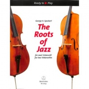 The Roots of Jazz pro dvě violoncella  Ready to Play