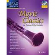 Movie Classics 14 Famous Film Melodies pro klarinet + CD