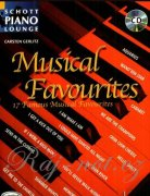 Musical Favourites + CD - 17 Famous Musical Favourites