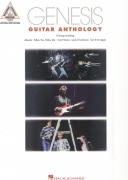 Genesis Guitar Anthology / kytara + tabulatura