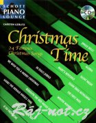 Christmas Time + CD - 24 Famous Songs