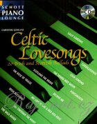 Celtic Lovesongs pro klavír - 20 Irish and Scottish Ballads