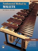 Peters, Mitchell: Fundamental Method for Mallets Book 1