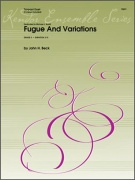 Beck, John: Fugue and Variations for Timpani Duet