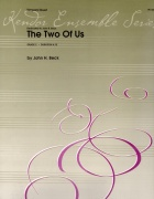 Beck, John: The Two of Us for Timpani
