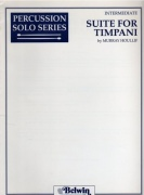 Houllif, Murray: Suite for Timpani