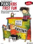 Piano Kids First Fun - Hans-Guenter Heumann