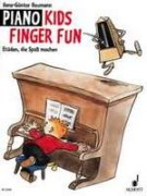 Piano Kids Finger Fun - Hans-Guenter Heumann