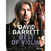 David Garrett Best Of Violin 16 skladeb pro housle a klavír