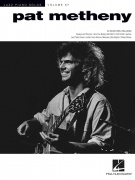 Pat Metheny - Jazz Piano Solos Series Volume 57