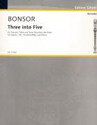 Three into Five od Bonsor Brian