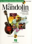 Play Mandolin Today! Level 1 (Book/CD)