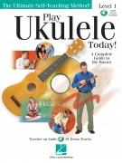 Play Ukulele Today! Level 1  Audio-Online