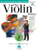 Play Violin Today! Level 1 Audio-Online