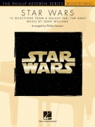 Star Wars for Big-Note Piano - 13 Selections from a Galaxy Far, Far Away - The Phillip Keveren Series