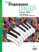 Fingerpower Pop - Level 1 - 10 Piano Solos with Technique Warm-Ups Mid to Late Elementary Lev
