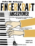 Fingerkraft Vorstufe (Fingerpower Prep Book)