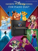 Favorite Disney Songs for Piano Duet - 8 Great Songs from 8 Great Films