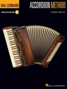 Hal Leonard Accordion Method Audio-Online