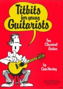 Titbits for young gitarists od skladatele Cees Hartog