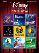 Disney On Broadway pro klavír - 2nd Edition