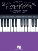 Simple Classical Piano Pieces - Easy Pieces from the Masters