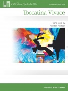 Toccatina Vivace - Early Intermediate Level od Randall Hartsell