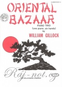 Oriental Bazaar od William Gillock / 1 piano 6 hands