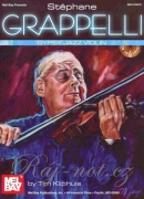 Stephane Grappelli - Gypsy Jazz Violin + CD pro housle