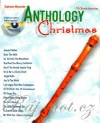 Anthology Christmas + CD - sopránová zobcová flétna