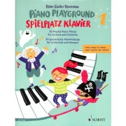 Piano Playground 30 Playful Piano Pieces for Lessons and Concerts 1