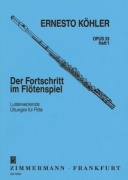 Flautists Progress Op.33 Book 1 od Ernesto Köhler
