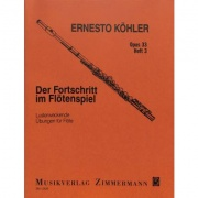 Flautists Progress Op.33 Book 3 od Ernesto Köhler