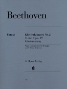Beethoven: Concerto For Piano And Orchestra No. 2 B Flat Major Op.19 (2 Pianos)