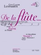 Guy-Claude Luypaerts: de la Flûte Vol.5