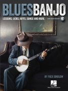 Blues Banjo - Lessons, Licks, Riffs, Songs & More