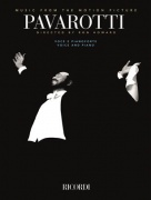 Pavarotti - Music From the Motion Picture pro zpěv a klavír
