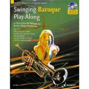 Swinging Baroque Play-Along + CD - trubka a klavír