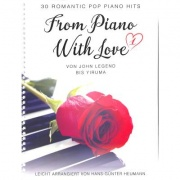 From Piano with Love - 30 Romantic pop piano hits
