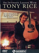 An Intimate Lesson With Tony Rice  DVD